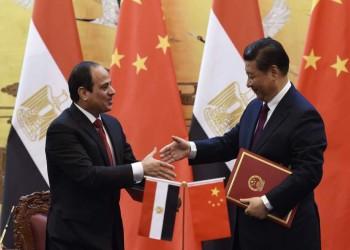 """""""السيسي"""" يصل إلى بكين للمشاركة في قمة """"الصين أفريقيا"""""""