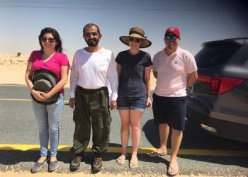 سخرية واسعة من تكرار مواقف «بن راشد» في إنقاذ السياح