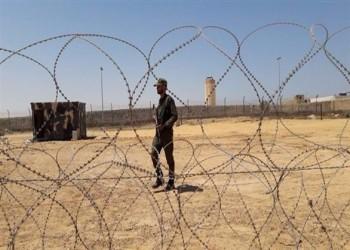 «حماس» تبدأ المرحلة الثانية من «المنطقة العازلة» مع مصر