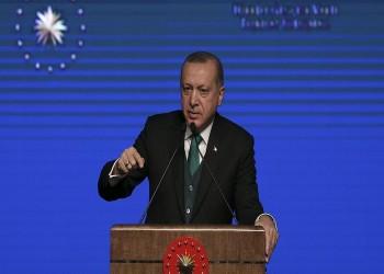 «أردوغان»: علينا ألا ننسى شعار رابعة والشهيدة «أسماء البلتاجي»