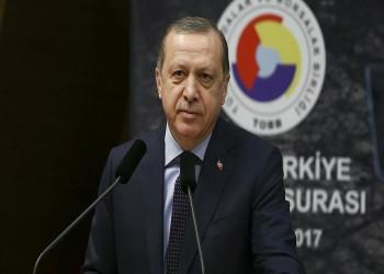 أردوغان: لن نسمح بتكرار مستنقع شمال العراق الإرهابي بسوريا