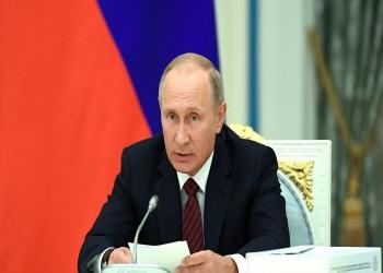 «بوتين»: مصالح قومية لتركيا وروسيا في منطقة الشرق الأوسط