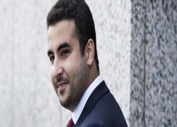 خالد بن سلمان يغرد متحدثا عن العساف والجبير