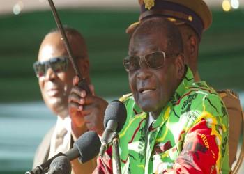 «موغابي» يهاجم رئيس زيمبابوي قبل الرئاسيات: «استولى على السلطة»
