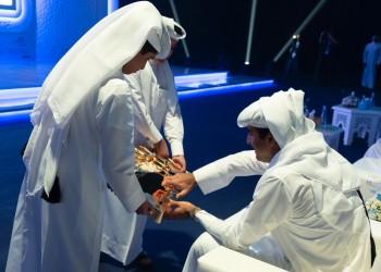أمير قطر يفتتح مشروع الخزانات الاستراتيجية الكبرى
