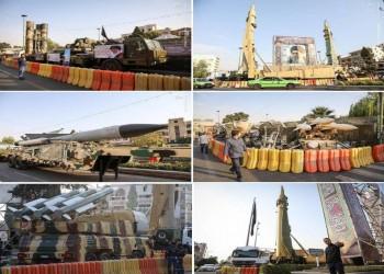 إيران تستعرض صواريخ «إس300» و«إس200» لأول مرة بطهران