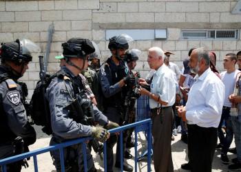 تدخل أردني ينزع فتيل توتر في المسجد الأقصى