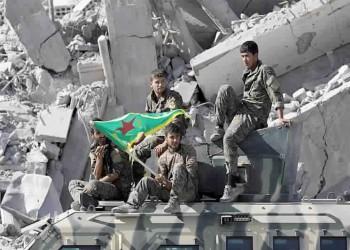 """البنتاغون: نقيم إنهاء المساعدات العسكرية المباشرة لـ""""ب ي د"""" الإرهابي"""