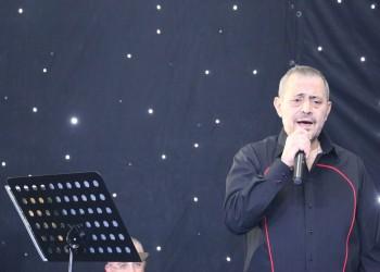 «جورج وسوف» يوقف الغناء بحفله في الشام.. ما السبب؟