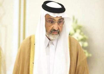 «عبد الله آل ثاني» يغادر الكويت إلى لندن