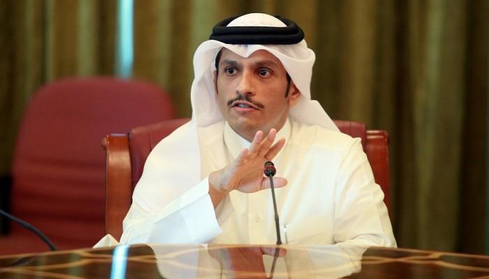 وزير خارجية قطر: لا مؤشرات على حل الأزمة الخليجية