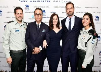 فنانون بهوليوود ضمن متبرعين للجيش الإسرائيلي بـ60 مليون دولار