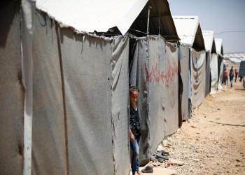 مسؤول أمني أردني: 10% من سكان مخيم الركبان «إرهابيون»