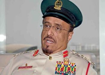 «خلفان»: حل الأزمة الخليجية مرتبط بتخلي قطر عن المونديال