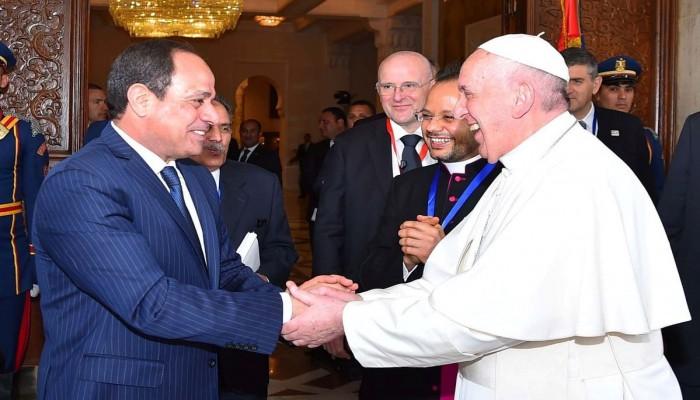 مصر تحصل على اعتراف الفاتيكان رسميا بمسار العائلة المقدسة
