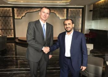 وزير الخارجية البريطاني يبحث مع الحوثيين الوضع بالحديدة