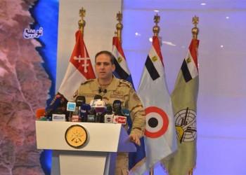 مقتل 7 من الجيش المصري و71 مسلحا خلال «سيناء 2018»
