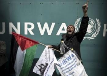 """معركة """"الأونروا"""" والحرب على اللاجئين"""