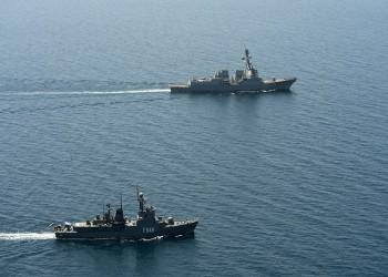 بدء تدريبات بحرية بين الإمارات ومصر والولايات المتحدة