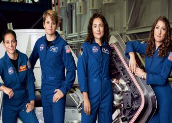 ناسا: المهمات المقبلة إلى القمر والمريخ ستتكون من النساء