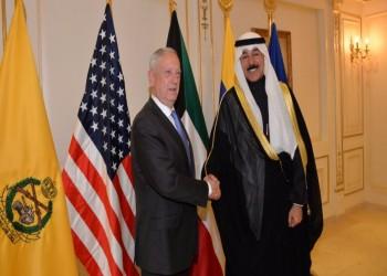 وزير الدفاع الكويتي يبحث مع نظيره الأمريكي التعاون المشترك
