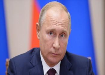 بوتين يؤكد عزم روسيا مواصلة دعم النظام السوري