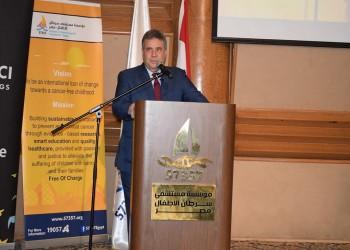 وقف عميد كلية خطط لخطف رئيس جامعة في مصر