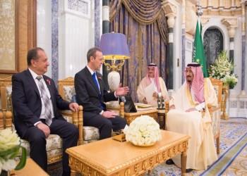 أول زيارة منذ مقتل خاشقجي.. مبعوث ماي يلتقي العاهل السعودي