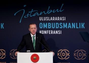 أردوغان يهدد بتدخل عسكري شمال العراق