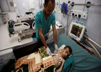 الصليب الأحمر: مليون إصابة بالكوليرا في اليمن بنهاية 2017
