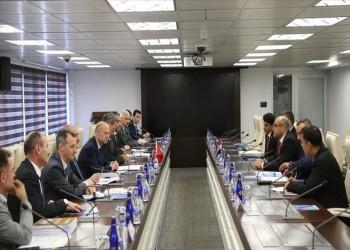 مدير الأمن العام التركي يستقبل مدير الاستخبارات في الداخلية العراقية