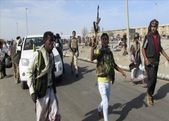 «هيومن رايتس ووتش» تتهم الحوثيين بإغلاق المنظمات واحتجاز النشطاء تعسفيا
