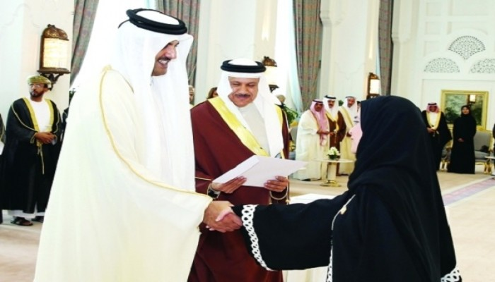 «أمل القبيسي» تحصد جائزة «التعاون الخليجي» في مجال السياسة والخدمة العامة