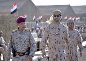 وثيقة: قائد إماراتي يأمر قوات يمنية بعدم تنفيذ قرارات حكومة «هادي»
