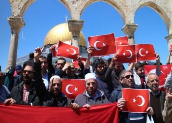 تحذيرات إسرائيلية من الأنشطة التركية في يافا وعكا والقدس