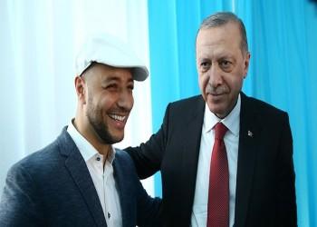 «وقت الحصاد».. «ماهر زين» يغني لتركيا و«أردوغان»