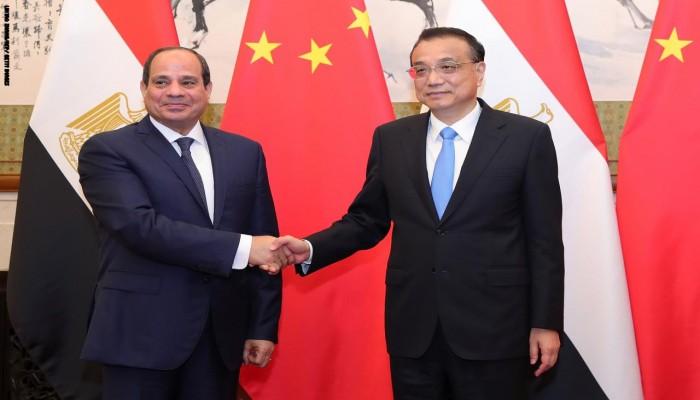 مصر والصين توقعان اتفاقيات بـ18 مليار دولار