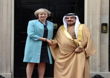 العاهل البحريني يدعو رئيسة وزراء بريطانيا لحضور القمة الخليجية بالمنامة