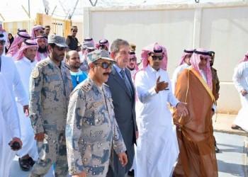 زيارة سعودية عراقية لمنفذ «عرعر» الحدودي