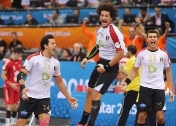مصر وتونس تتأهلان إلى مونديال اليد 2019