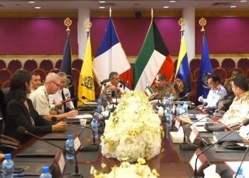 اتفاقية تعاون عسكري بين الكويت وفرنسا لرفع الكفاءة القتالية