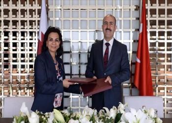 اتفاقية تعاون بين مكتبة قطر الوطنية ونظيرتها التركية