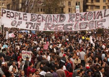 زيارة جديدة لثورة يناير المصرية في عيدها الثامن