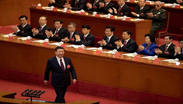 رئيس الصين يعدل الدستور