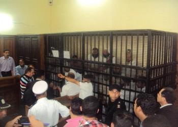 محكمة عسكرية مصرية تسجن 5 معارضين بأحداث واكبت فض رابعة