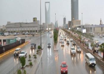 الأرصاد السعودية تحذر: عوائق ترابية وأمطار تشهدها هذه المناطق