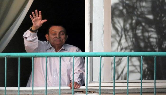 مصادر: «مبارك» يرغب في زيارة السعودية والمملكة ترحب وتتعهد بتقديم كافة التسهيلات