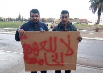 السجن لناشط جزائري احتج على ترشيح بوتفليقة لولاية خامسة