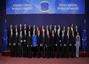 قادة أوروبا يعتزمون التنديد بالتحركات التركية شرقي المتوسط