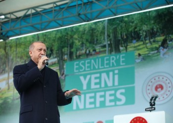 أردوغان: مفاجأة عسكرية تنتظر الإرهابيين شرقي الفرات